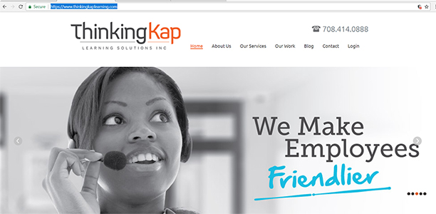ThinkingKap Website